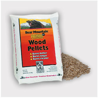 Bear Mountain Premium Plus Wood Fuel Pellets Classic